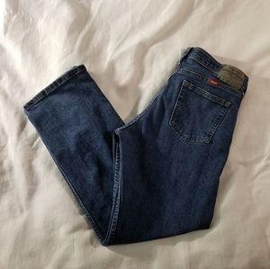 Wrangler Relaxed Flex  Boot Cut Jeans
